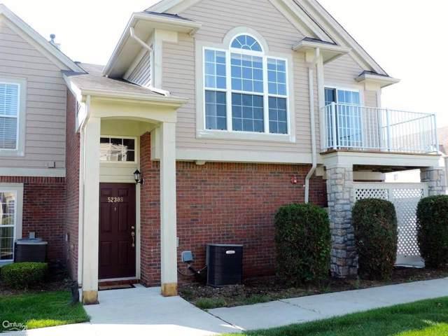 52308 Naugatuck #7, Macomb Twp, MI 48042 (#58031394352) :: The Alex Nugent Team | Real Estate One
