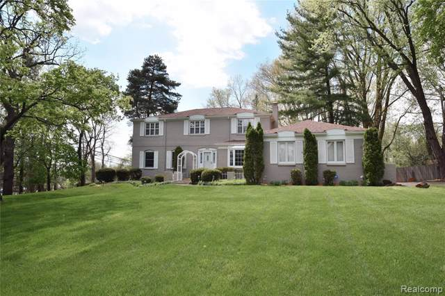 498 Dunston Road, Bloomfield Hills, MI 48304 (#219094919) :: RE/MAX Nexus