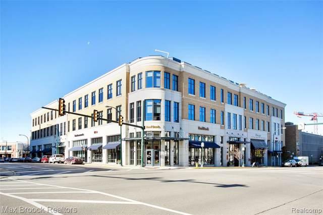 327 N Old Woodward Avenue #401, Birmingham, MI 48009 (#219094926) :: The Alex Nugent Team | Real Estate One