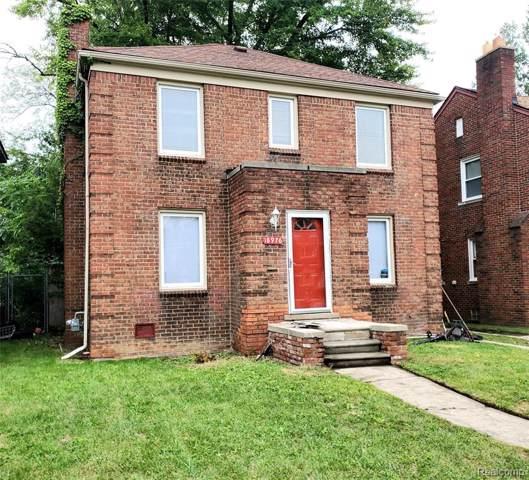 18976 Littlefield Street, Detroit, MI 48235 (#219094928) :: The Buckley Jolley Real Estate Team