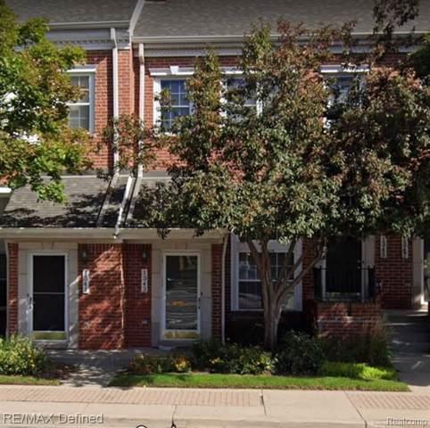 1343 S Washington Avenue, Royal Oak, MI 48067 (#219094946) :: The Mulvihill Group