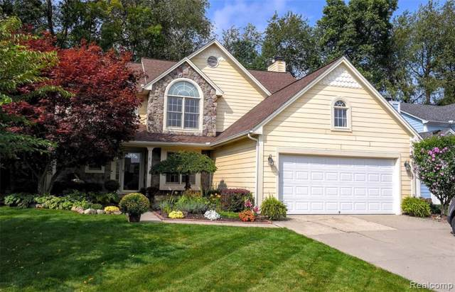 3712 Eaton Gate Lane, Auburn Hills, MI 48326 (#219094974) :: RE/MAX Nexus