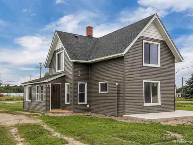 12987 Belle River Road, Riley Twp, MI 48041 (#219095032) :: The Buckley Jolley Real Estate Team