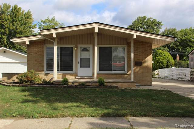 29203 Shirley Avenue, Madison Heights, MI 48071 (#219095040) :: Team Sanford