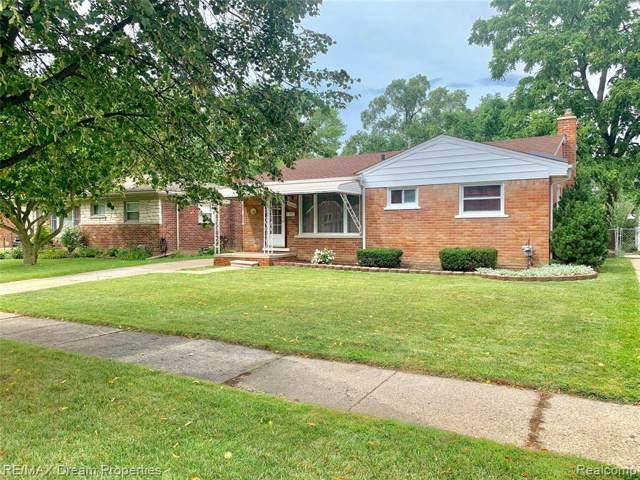 31606 Taft Street, Wayne, MI 48184 (#219095093) :: The Alex Nugent Team   Real Estate One