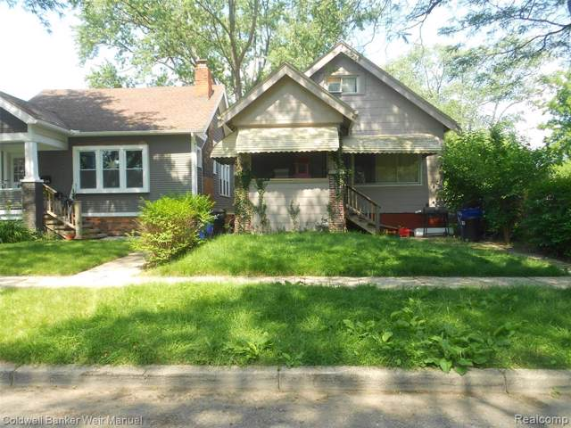 282 Manistique Street, Detroit, MI 48215 (#219095100) :: GK Real Estate Team