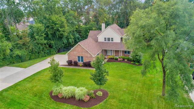 41527 Cherry Hill Road, Canton Twp, MI 48188 (#219095105) :: RE/MAX Classic