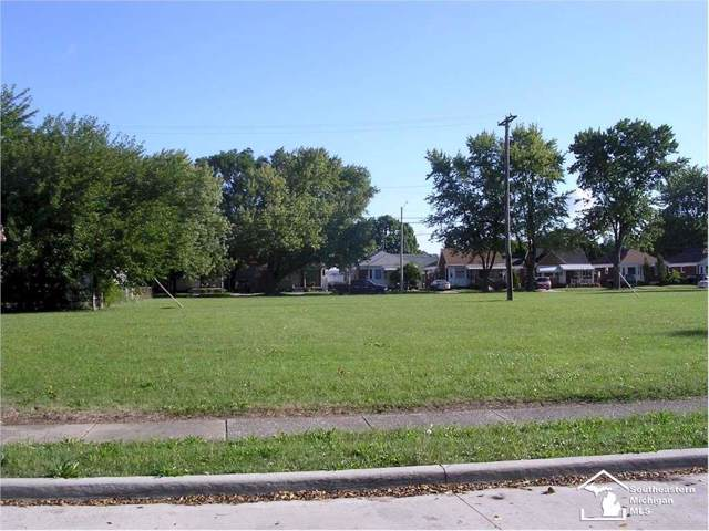 Horger, Allen Park, MI 48101 (MLS #57031394407) :: The Toth Team
