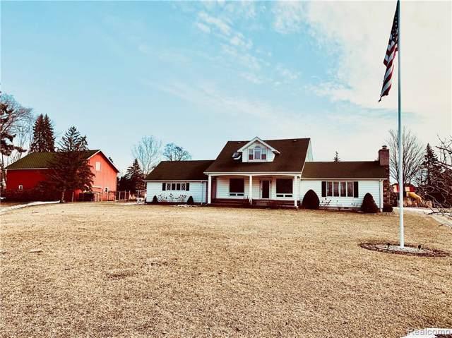 43540 Romeo Plank Road, Clinton Twp, MI 48038 (#219095124) :: The Alex Nugent Team | Real Estate One