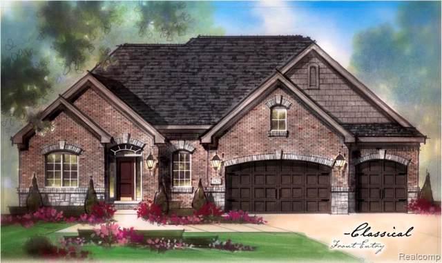 49953 N Majestic Drive N, Macomb Twp, MI 48044 (#219095128) :: The Alex Nugent Team | Real Estate One
