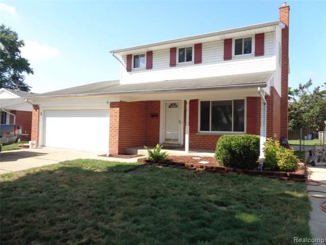 2280 Minerva Street, Westland, MI 48186 (#219095132) :: The Alex Nugent Team   Real Estate One