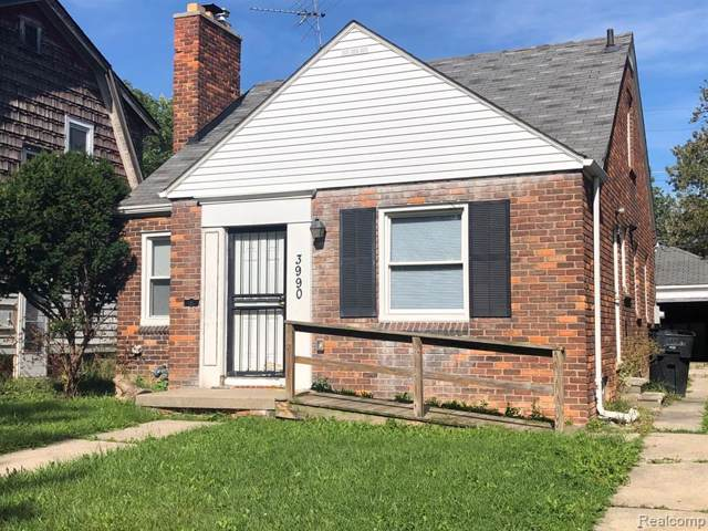3990 Berkshire Street, Detroit, MI 48224 (MLS #219095217) :: The Toth Team