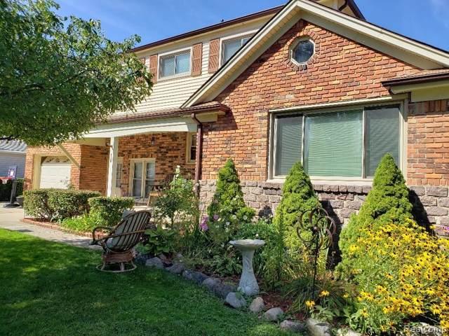 23609 Harrellson Street, Macomb Twp, MI 48042 (#219095233) :: The Alex Nugent Team | Real Estate One