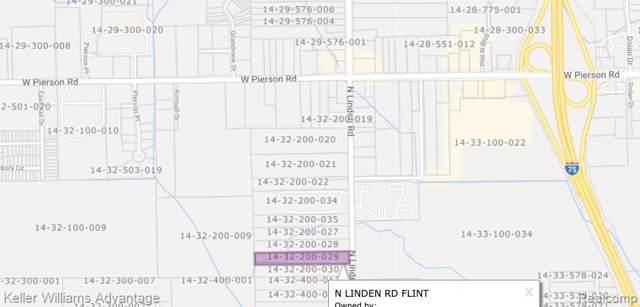 0000 N Linden Road, Mt. Morris Twp, MI 48504 (#219095235) :: The Buckley Jolley Real Estate Team