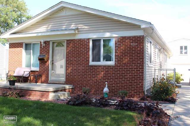26544 Brush St., Madison Heights, MI 48071 (#58031394438) :: Team Sanford