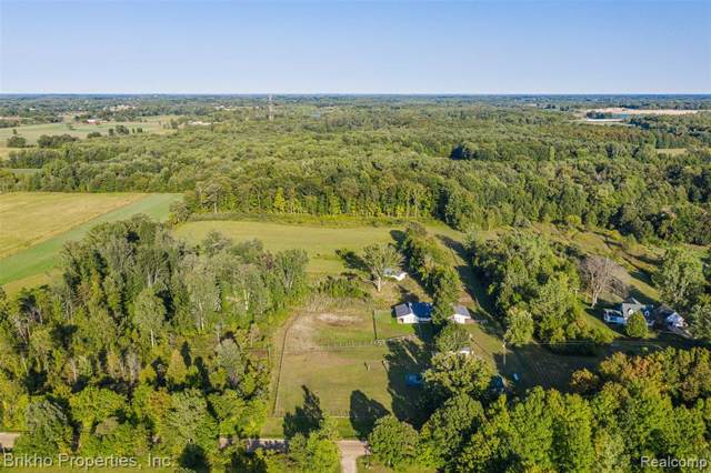 1571 S Force Road, Attica Twp, MI 48412 (#219095297) :: The Mulvihill Group
