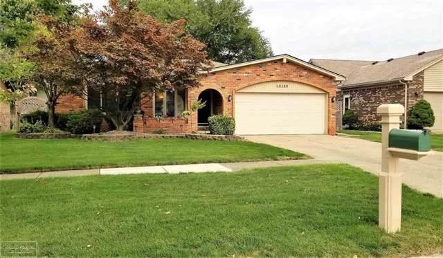 16729 White Plains Dr, Macomb Twp, MI 48044 (#58031394443) :: The Alex Nugent Team | Real Estate One