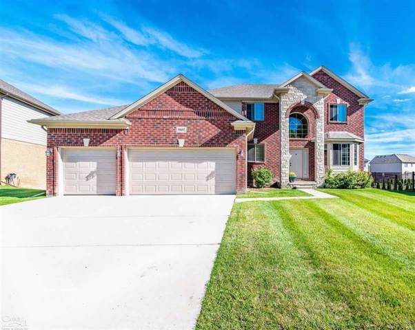 50692 Pinnacle Woods, Macomb Twp, MI 48042 (#58031394455) :: The Mulvihill Group