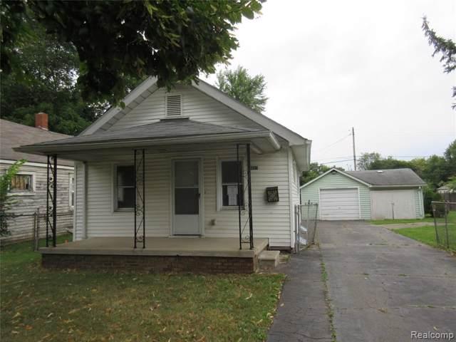 3227 Delaware Avenue, Flint, MI 48506 (MLS #219095378) :: The Toth Team