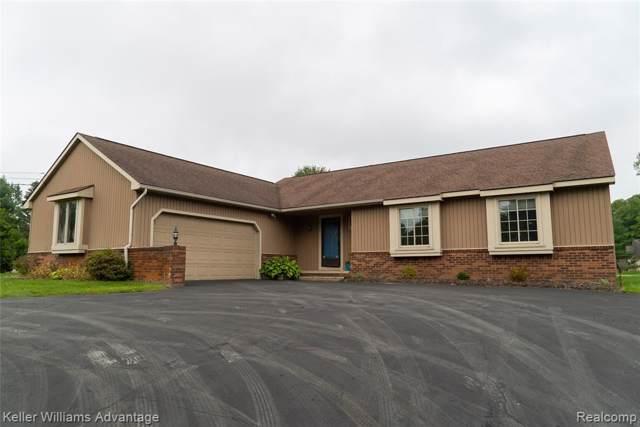 6705 Hogback Lake Road, Springfield Twp, MI 48350 (#219095490) :: RE/MAX Classic