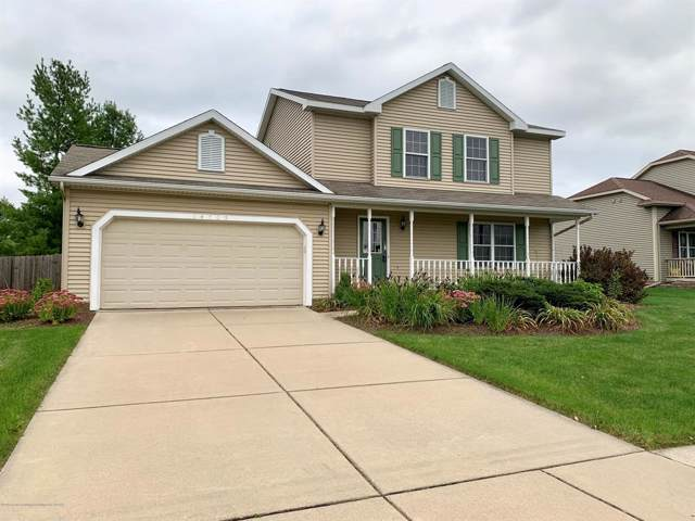 14705 Hardtke Drive, Dewitt Twp, MI 48906 (MLS #630000240837) :: The Toth Team