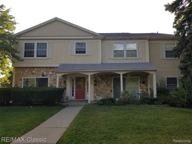 790 Bloomfield Village Boulevard G, Auburn Hills, MI 48326 (#219095502) :: RE/MAX Nexus