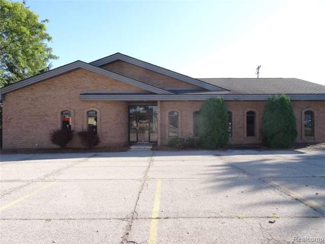 3701 West Road, Trenton, MI 48183 (#219095538) :: The Buckley Jolley Real Estate Team