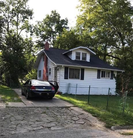 974 Hammond Avenue, Flint, MI 48503 (#219095545) :: The Mulvihill Group