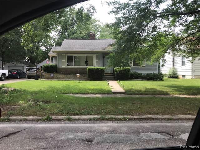 3311 Beecher Rd, Flint, MI 48503 (#219095566) :: The Mulvihill Group