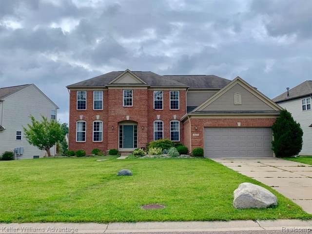 4221 Merriman Loop, Oceola Twp, MI 48843 (#219095572) :: Duneske Real Estate Advisors