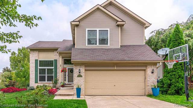 83 Eagle Ridge Road, Orion Twp, MI 48360 (#219095595) :: RE/MAX Classic