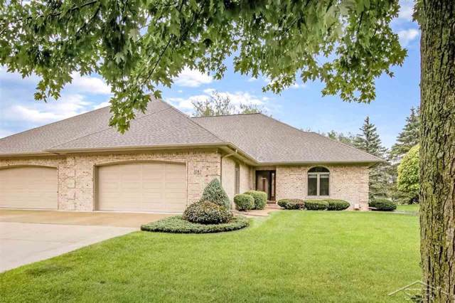 104 Canterbury Ct., Saginaw Twp, MI 48638 (#61031394521) :: Alan Brown Group