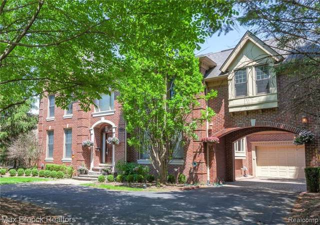 1222 Fairfax Street, Birmingham, MI 48009 (#219095601) :: The Alex Nugent Team   Real Estate One