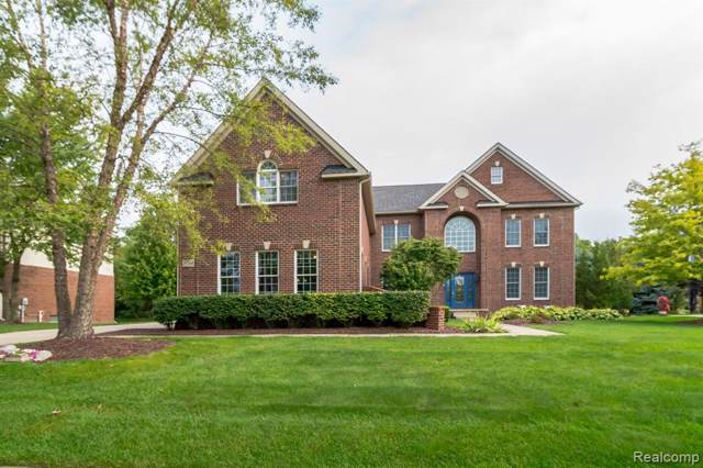 25704 Shoreline Drive, Novi, MI 48374 (#219095634) :: Duneske Real Estate Advisors
