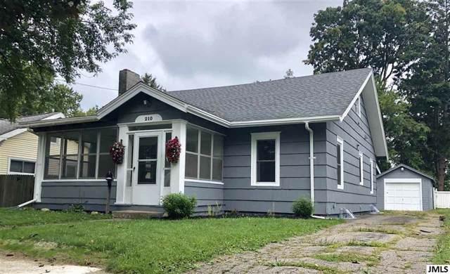 210 N Higby, CITY OF JACKSON, MI 49202 (#55201903451) :: Keller Williams West Bloomfield