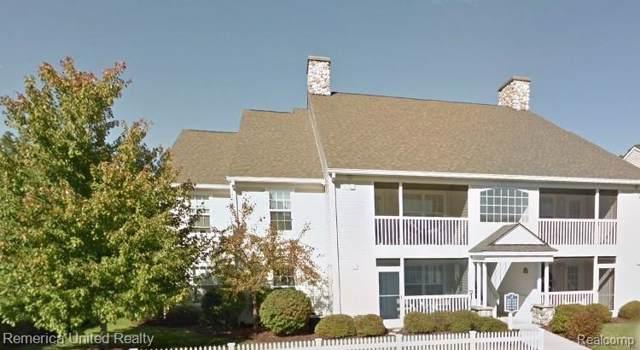 2812 S Knightsbridge Circle, Ann Arbor, MI 48105 (#219095678) :: The Buckley Jolley Real Estate Team