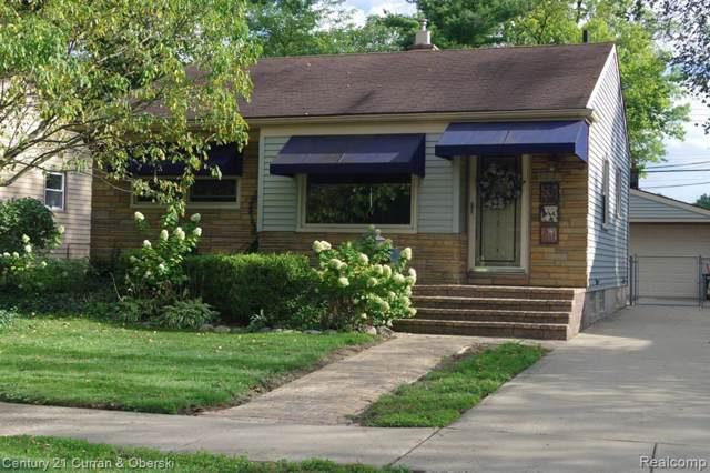 2022 Guthrie Avenue, Royal Oak, MI 48067 (#219095682) :: Team Sanford