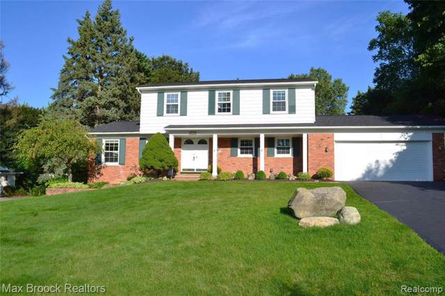 2963 London Wall, Bloomfield Twp, MI 48304 (MLS #219095687) :: The Toth Team