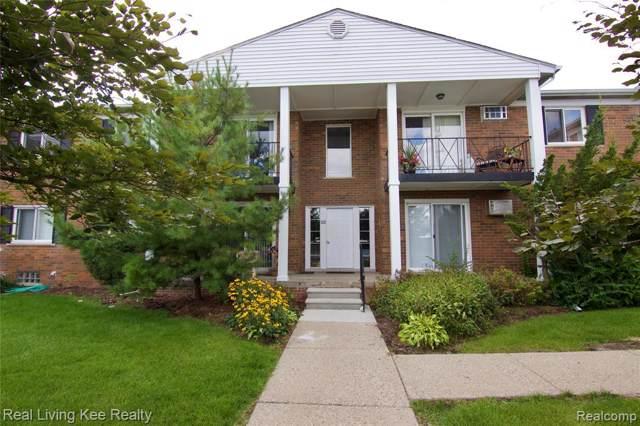 1121 Tienken Court, Rochester Hills, MI 48306 (#219095702) :: The Buckley Jolley Real Estate Team