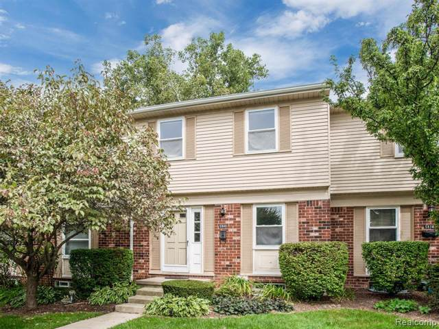 5840 Northfield Parkway, Troy, MI 48098 (#219095703) :: Alan Brown Group