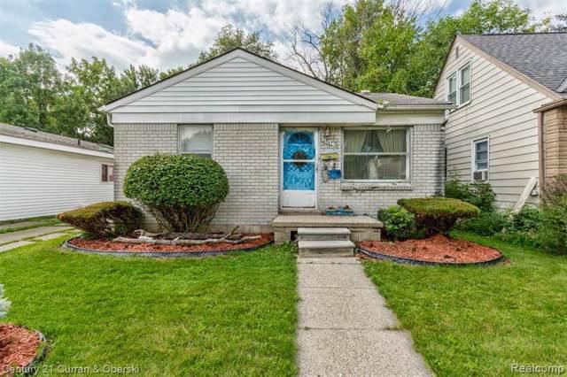 6367 Evergreen Avenue, Detroit, MI 48228 (#219095708) :: Duneske Real Estate Advisors