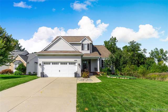 4246 Neal Court, Fenton Twp, MI 48451 (#219095728) :: The Buckley Jolley Real Estate Team