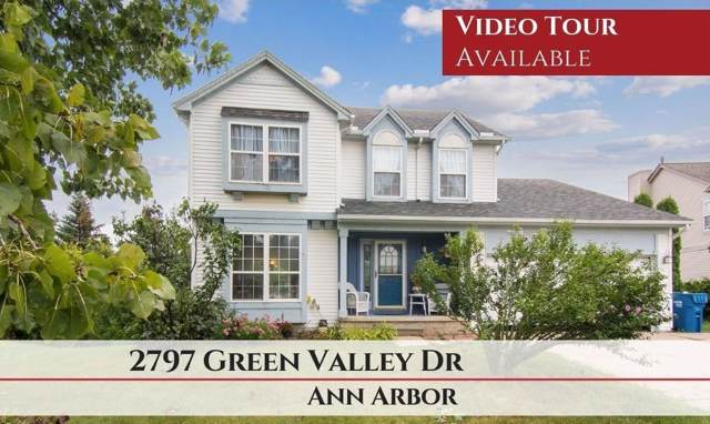 2797 Green Valley Drive, Pittsfield Twp, MI 48103 (#543268814) :: GK Real Estate Team