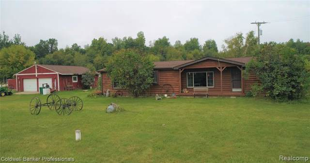 4947 Birch Ridge Lane, North Branch Twp, MI 48461 (MLS #219095773) :: The Toth Team