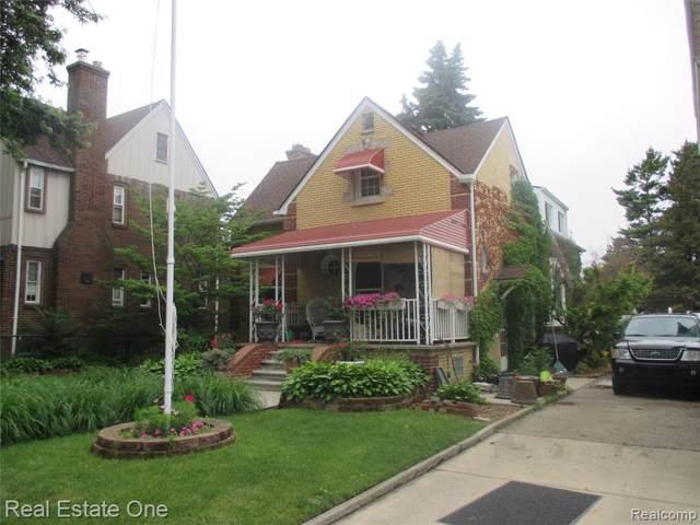 528 Riverbank Street, Wyandotte, MI 48192 (#219095798) :: GK Real Estate Team