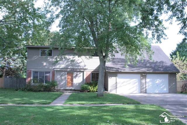 7236 Middlebury Dr., Bedford Twp, MI 48144 (MLS #57031394581) :: The Toth Team