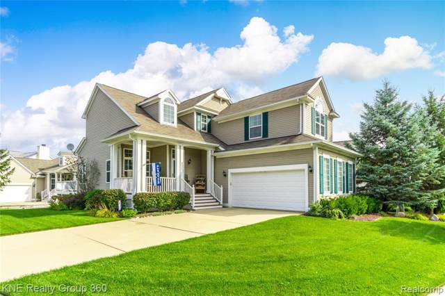 132 Merrimack Drive, Marion Twp, MI 48843 (#219095811) :: The Buckley Jolley Real Estate Team