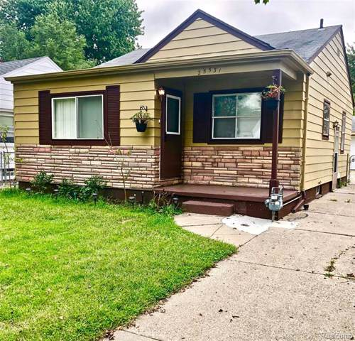 25531 Andover Drive, Dearborn Heights, MI 48125 (#219095829) :: RE/MAX Classic