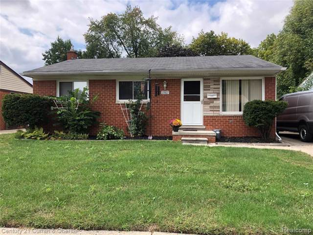 27827 Delton Street, Madison Heights, MI 48071 (#219095840) :: Team Sanford