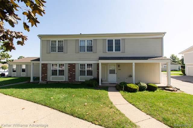 39872 Village Wood Circle #99, Novi, MI 48375 (#219095848) :: Duneske Real Estate Advisors